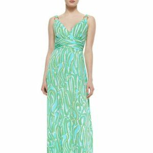Lilly Pulitzer Villa Maxi Dress in Resort White